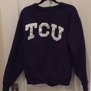 TCU Crewneck
